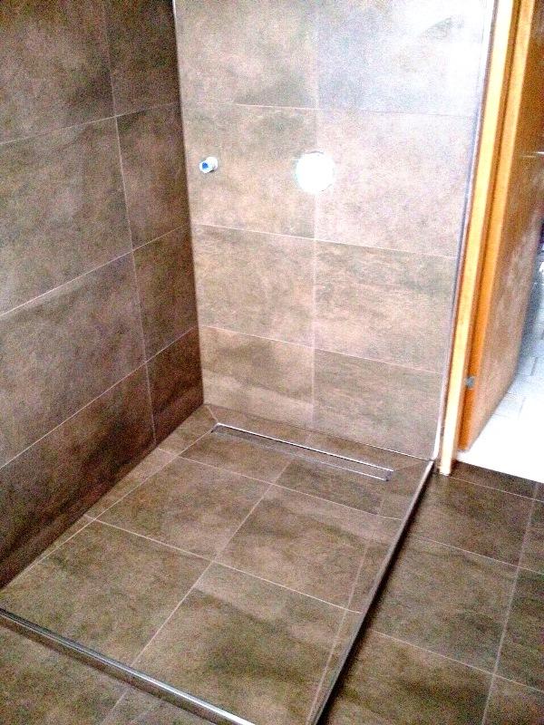 Bodenebene Dusche Einbauen : Pin Die Bodenebene Dusche Bevor Wir Die Richtig Quot Einweihen Quot